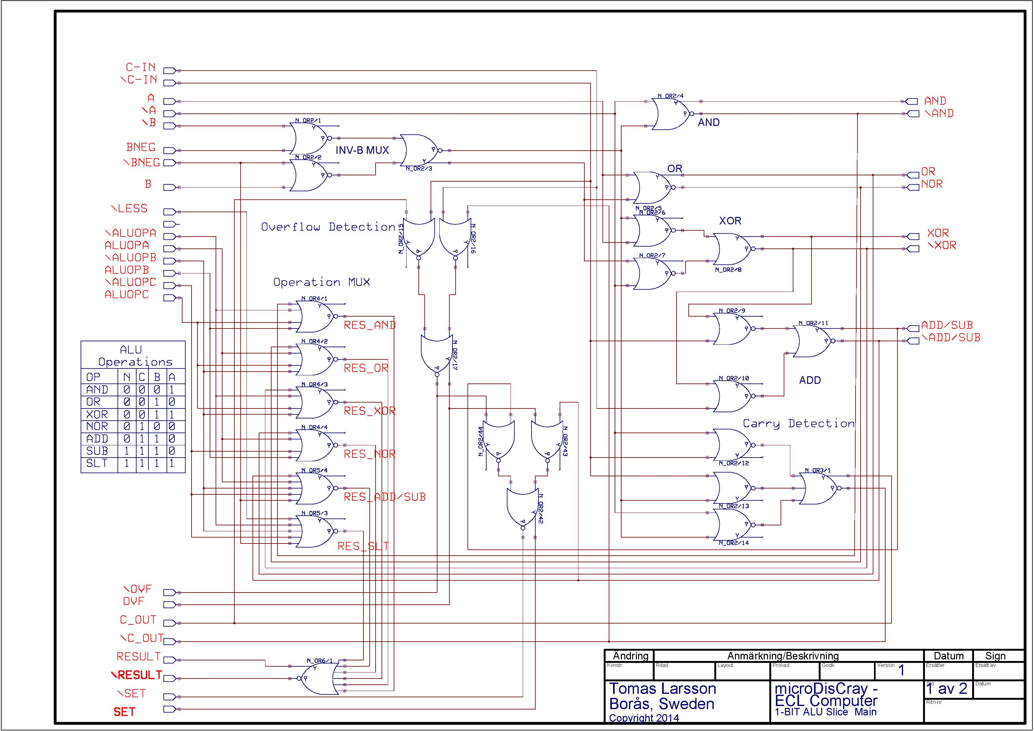 July 2014 Microdiscray Circuit Diagram Simulator Mixed Mode 1 Bit Alu Page Mainpage